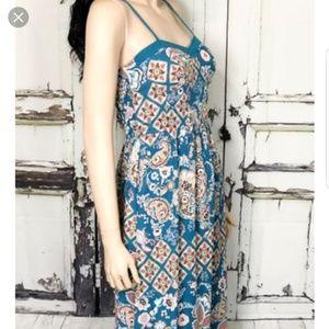 Boho maxi dress xxl